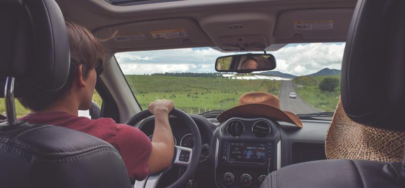 Goboony Motorhome Campervan Driving H2 Nature