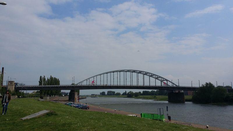 Op vakantie met de camper in Gelderland bezoek Arnhem