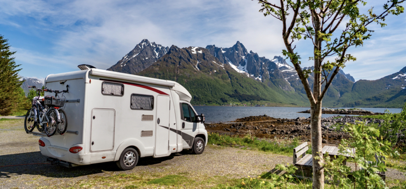 Goboony motorhome campervan nature H2 renting profit