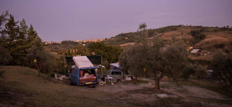 Goboony roadtrip Toscane Margje en William
