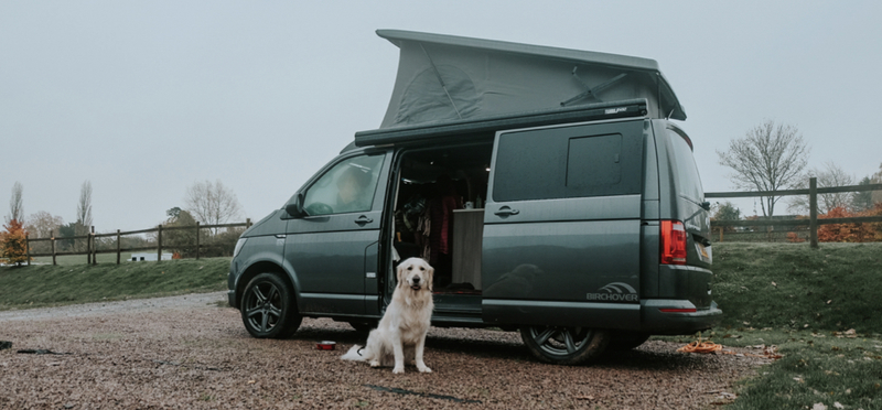 Goboony Van VW Scotland Road Trip H2 Edinburgh Inverness