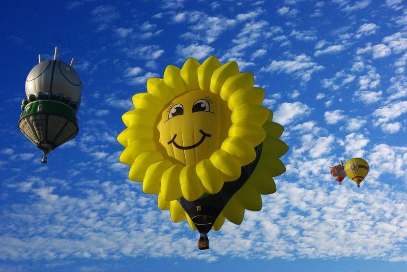 Campervakantie naar Joure en Friese ballonnenfeest