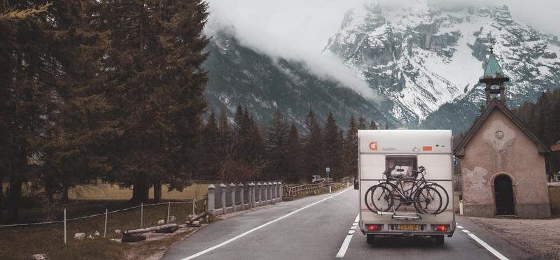Goboony Camperreizen Europa bergen Zwitserland