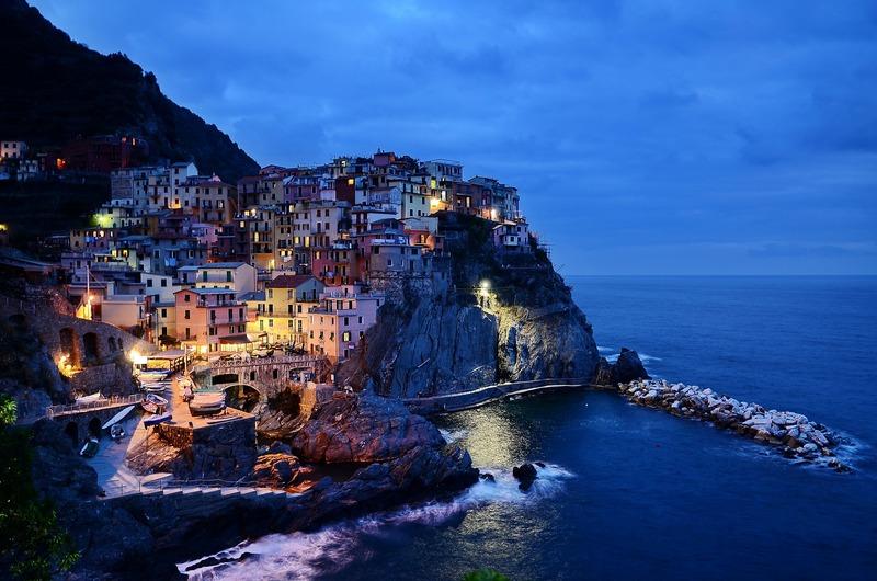 Op vakantie met de camper in Italië naar Cinque Terra
