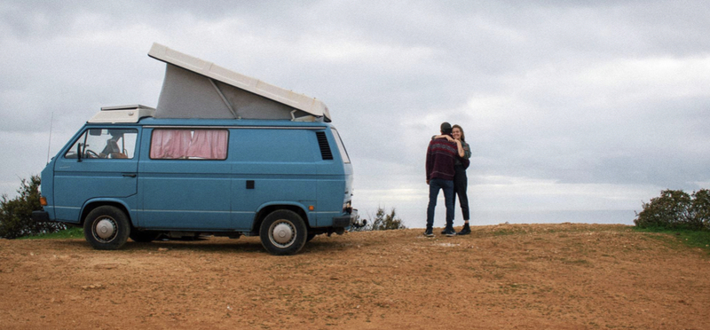 Goboony Couple Love Romance H2 Campervan