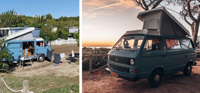 Goboony Vanlife hoe is leven in een camper