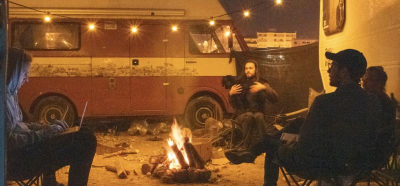 Goboony Vanlife leven in een camper vrienden