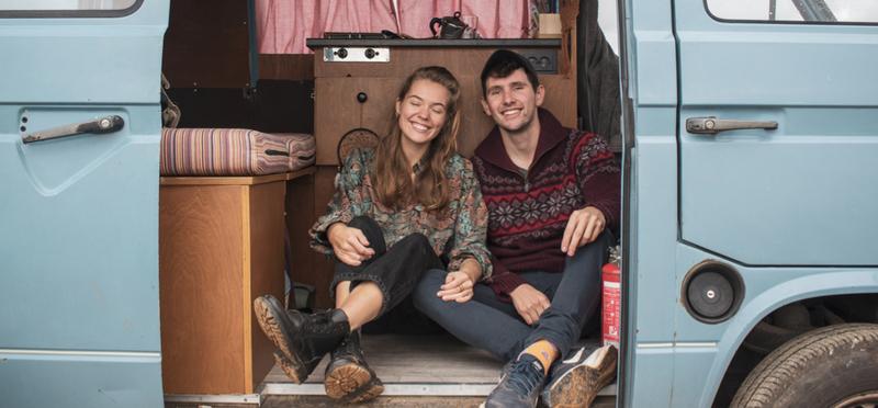 Goboony Vanlife samen wonen in een camper