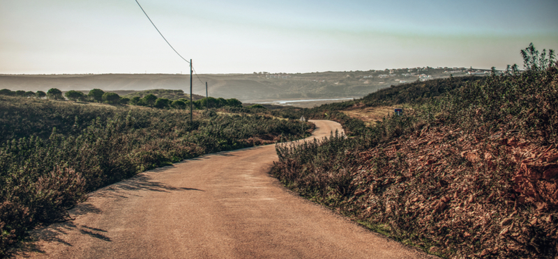 Goboony Roadtrip Portugal west kust Algarve