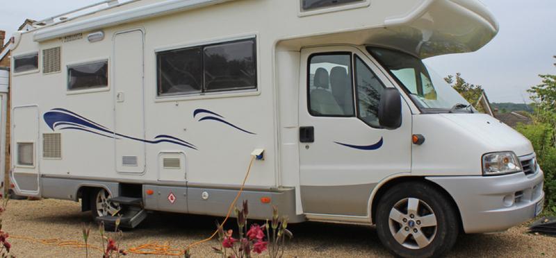 Goboony Motorhome Campervan H2 Glamping Van