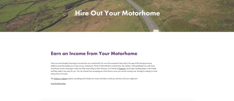 Motorhome Depot Goboony Media