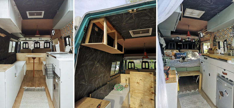 Goboony campervan diy upgrade h2 motorhome
