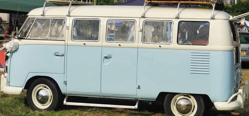 Goboony Campervan Volkswagen VW H2 Event