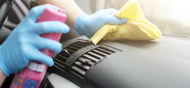 Goboony cleaning hygiene motorhome vehicle h2 safety corona covid