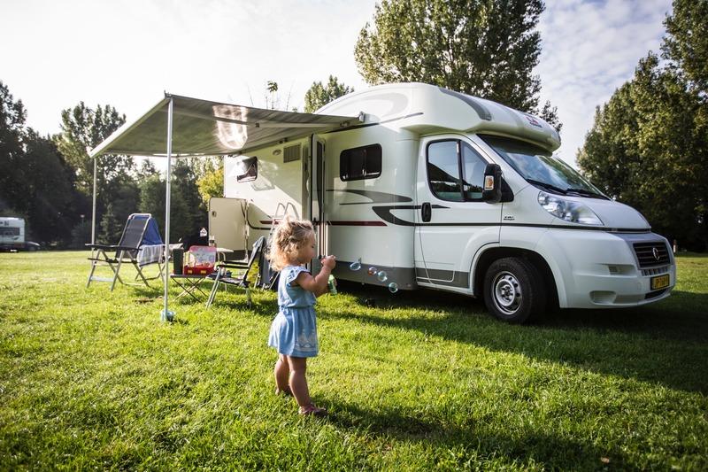 Goboony camper zomervakantie