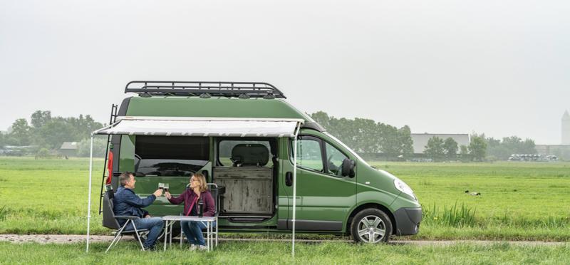 Goboony motorhome campervan nature h2 people