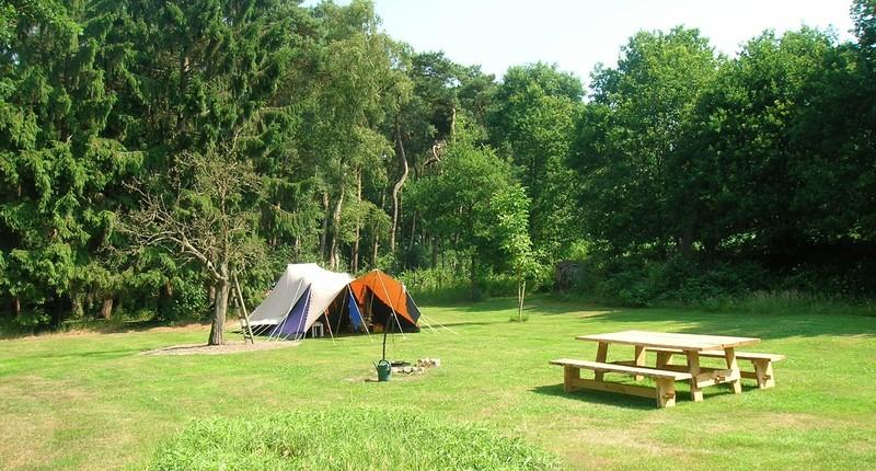 Natuurkampeerterreinen Goboony camper