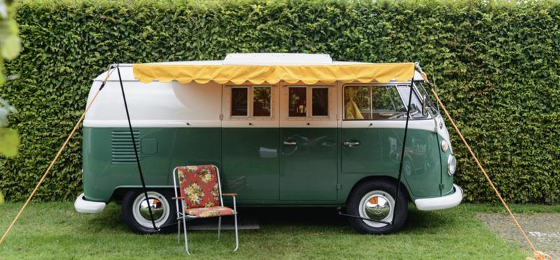 Goboony campervan garden h2 vw