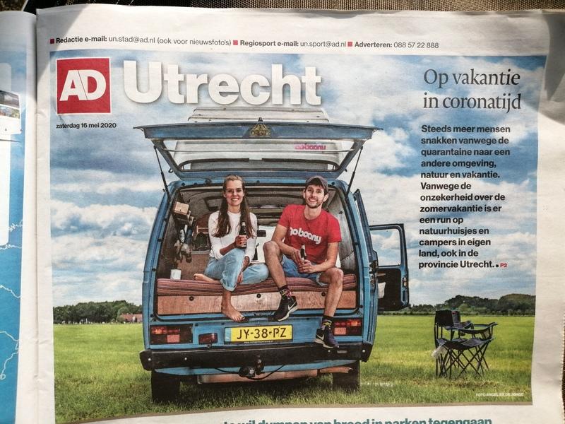 Goboony Algemeen Dagblad