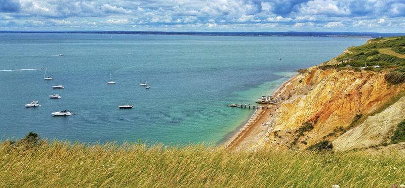 Goboony Isle of Wight Travel England H2 UK