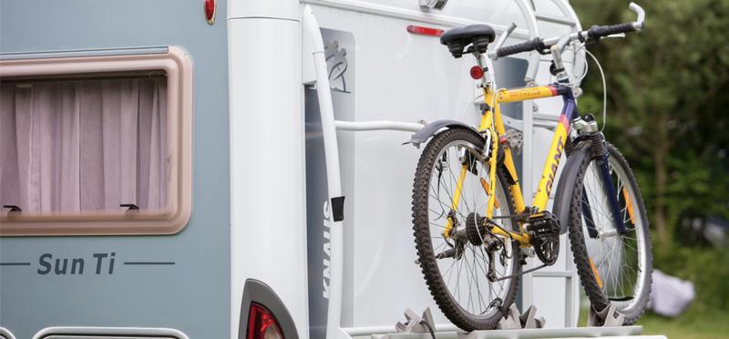 Goboony fietsen mee op campervakantie