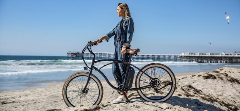 Goboony Bicycle Bike Woman H2 Bike Rack Motorhome