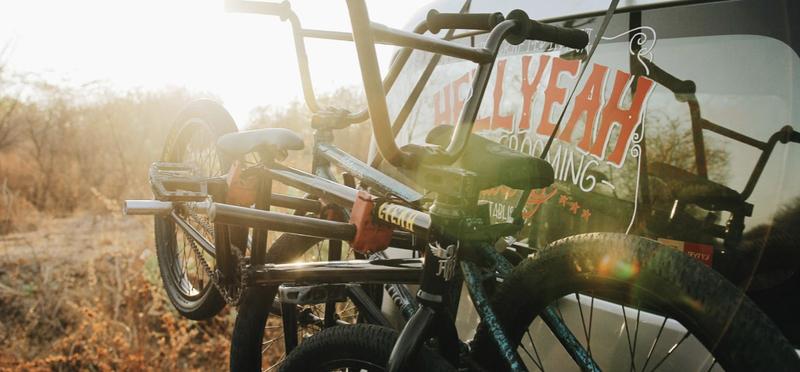 Goboony Bike Rack Bicycle H2 Motorhome Campervan
