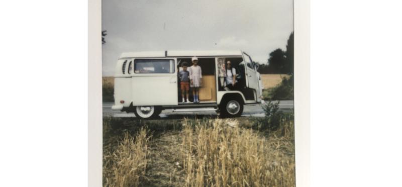 Goboony trip family polaroid campervan h2