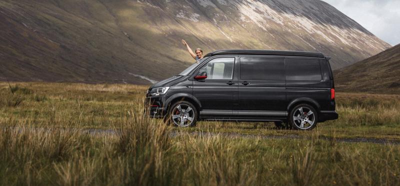 Goboony Campervan Travel Camper Motorhome H2 Van