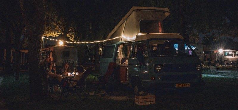 Goboony kleine camping Gardameer - La Rocca