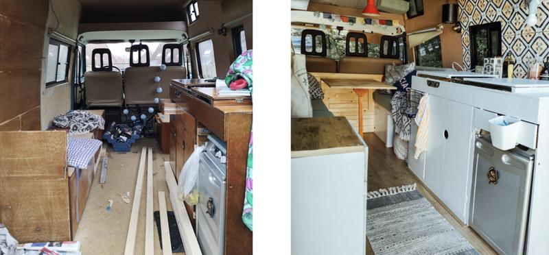 goboony campervan camper interior h2 motorhome