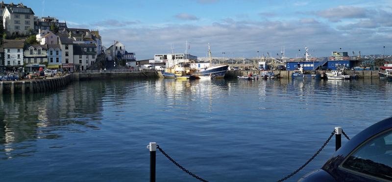 Goboony devon england boat h2 water dock