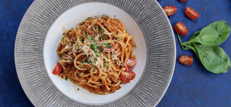 Goboony camper recepten - camper gerechten pasta