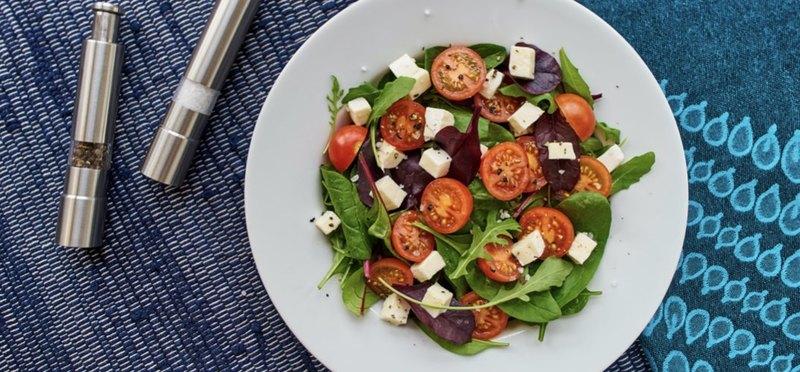 Goboony camper recepten - camper gerechten salade