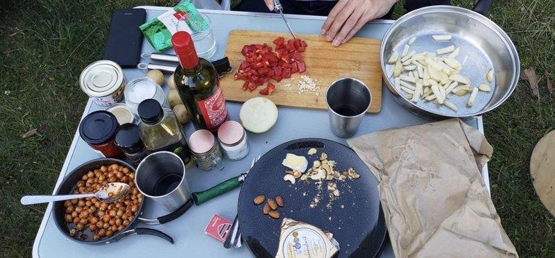 Goboony camper recepten - camper gerechten