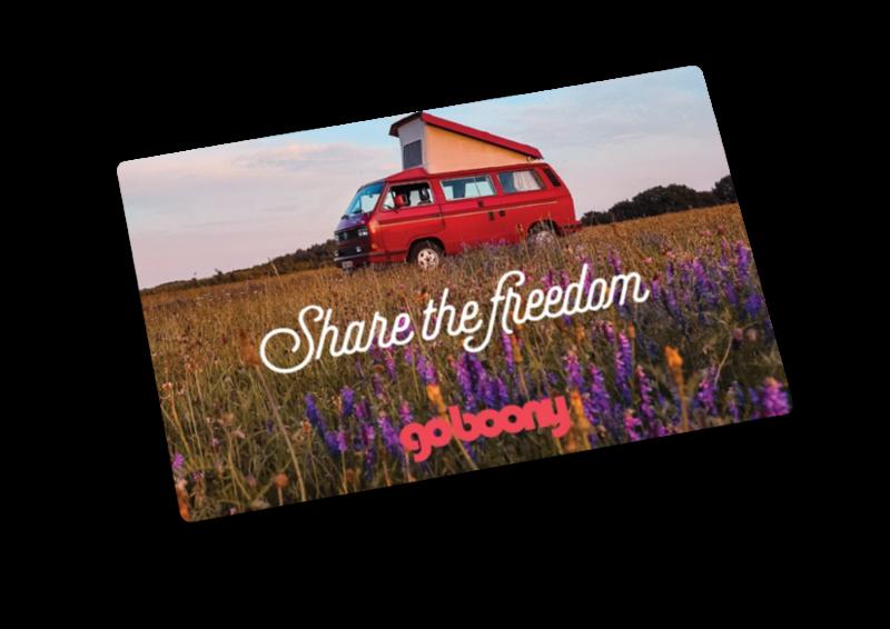 Goboony Gift Card