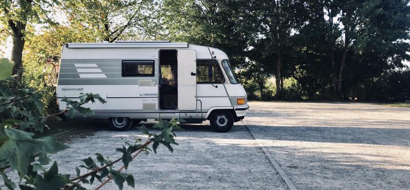 Goboony campervan motorhome h2 nature