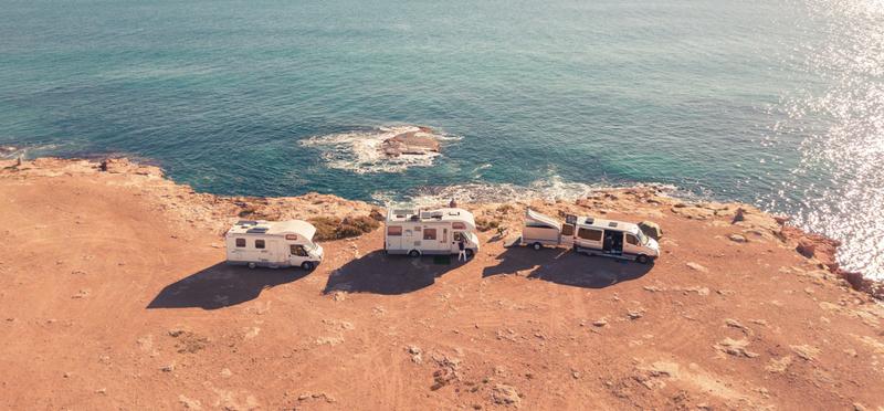 camper vakantie goboony