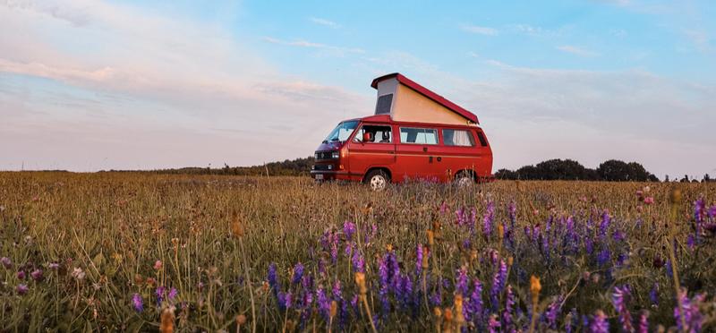 Goboony campervan sky belgium h2 road trip motorhome belgian