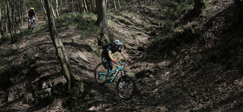 Goboony biking bike h2 nature belgium belgian