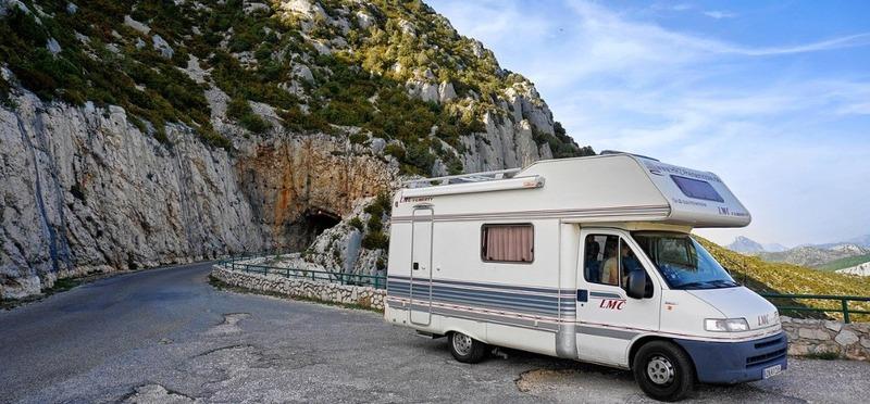 Goboony met de camper naar Corsica