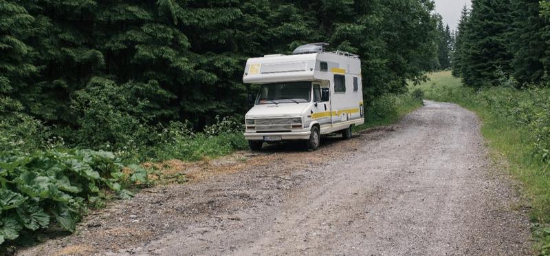 Goboony motorhome campervan h2 nature denmark