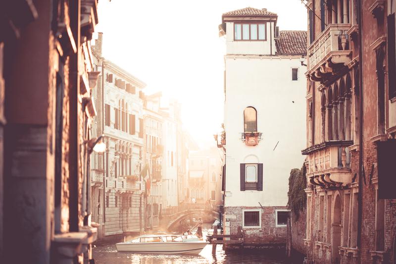 Op vakantie met de camper in Italië naar Venetië
