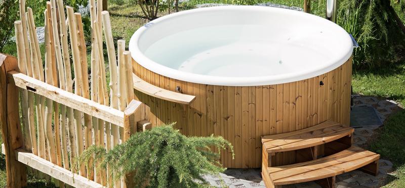 Goboony hot tub motorhome h2 campervan glamping