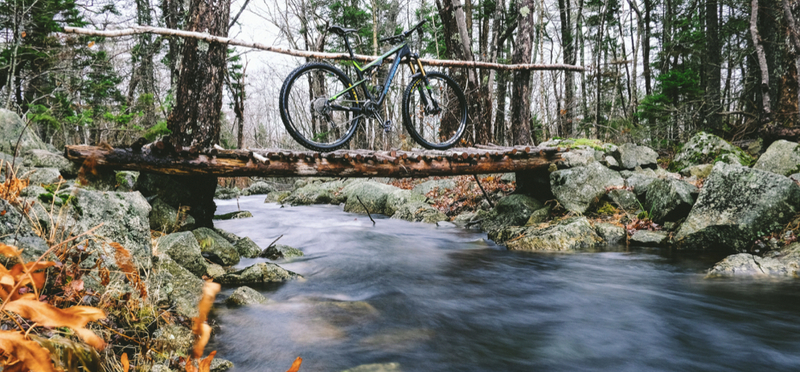 Goboony nature bike thetford h2 campervan motorhome