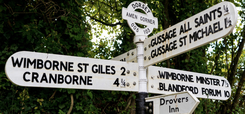Goboony Dorset campsites h2 motorhome sites