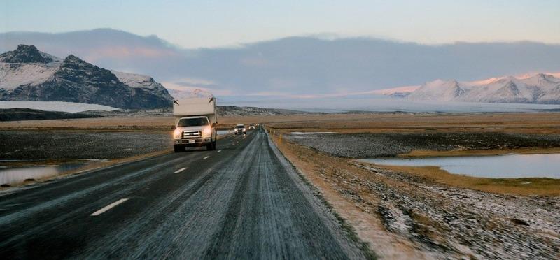 Goboony camper IJsland