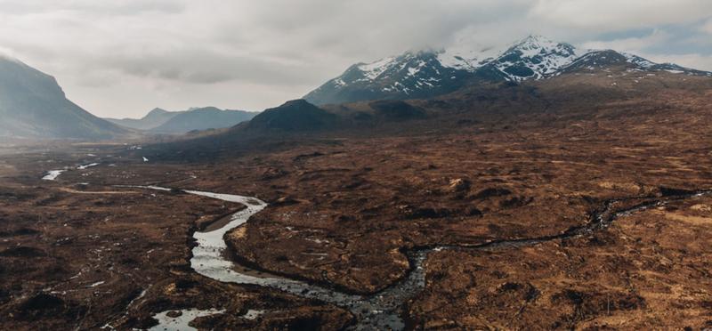 Goboony Isle of Skye camping h2 motorhome campervan scotland