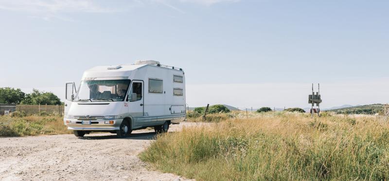 Goboony scotland isle of skye camping h2 campervan motorhome campsites scotland