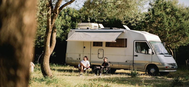 Goboony Dartmoor National Park h2 Camping campsites devon motorhome